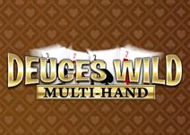 Deuces Wild Multi-Hand
